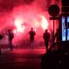 歐冠決賽慕尼黑擊敗巴黎 引致香榭大道爆警民衝突