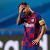 足球/Messi 抛震撼弹 宣布离开巴塞隆纳