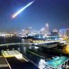 日本東京夜空又出現不明火球! 目擊者:以為是地球侵略者