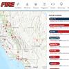 加州熱浪來襲助長近30場山火 約12萬多英畝土地被燒毀