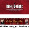 洛杉磯最神秘的餐廳 Magic Castle 提供外賣啦! 滿$50還可免費觀看魔術直播互動表演