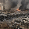 影/貝魯特大爆炸前後對比 民眾自發清理怒斥政府無能
