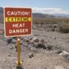 130度!加州 Death Valley 高溫 一冒汗就蒸發