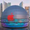 第一家位於水上的Apple Store 將在新加坡啟用