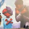 「Black Panther」 Chadwick Boseman 逝世一個月後 加州迪士尼紀念壁畫啟用