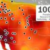 长周末高温预警!南加州、 Arizona Nevada 约 4500 万人受热浪影响