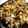 以茶入菜/泡完玉露茶葉 變化出佃煮、煎餅、馬鈴薯沙拉吐司