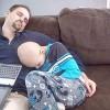 美国父子5年间先后罹癌 12岁儿:一起化疗反胃 感觉不孤单