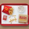 麦当劳与世界级偶像艺术家Travis Scott携手 进行破天荒的伙伴合作,内容跨越餐饮、时尚和社区工作 在全美各地菜单上推出他的招牌餐点