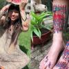 11歲紋身師爆紅 客人指名要她設計