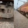 男童遭火車輾過 竟奇蹟存活並毫髮無傷