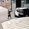 LA 槍擊畫面駭人 女警浴血英勇救搭檔獲封英雄