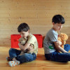 孩子说谎别打骂 专家:奖励诚实效果更好