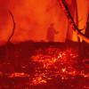 今年加州野火燒不斷 毀損面積是往年紀錄的2倍以上