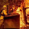 大風加炎熱等因素 加州最嚴重野火恐再惡化