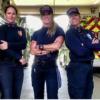這個消防隊一字排開全女性! 中尉喊「女性當家將成為常態」
