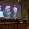 諾貝爾醫學獎談新冠 要終止疫情有賴意志與落實政策
