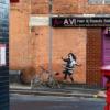 英國知名塗鴉藝術家最新作 疫情下苦中作樂