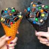 Cold Stone Creamery 萬聖節暗黑冰淇淋再度回歸!10月限時開賣~