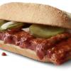 终于等到了 – 麦当劳®在全美推出2020 McRib季