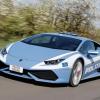 警車「Lamborghini」2小時狂飆500公里送移植器官 網讚:帥呆了