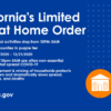 加州紫色層級縣實施限制性宵禁居家令!10 pm 至次日 5 am 禁止非必要外出 (11/21-12/21)