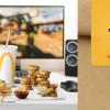 麥當勞搭配DoorDash讓您安坐家中享受免費送餐服務