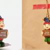 小精靈吊飾上一句話惹怒他 「毀了孩子的聖誕節」