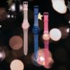 SWATCH 呈現耶誕派對穿搭造型幫手 戴上限定表款就能自帶光芒