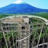 看富士山配尖叫聲!日遊樂園雲霄飛車旁建瞭望塔 還有無扶手露天空中步道