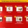 McDonald's 歡慶佳節 Free Daily Deals 特別優惠活動~每日免費供應聖誕人物最愛餐點(12/14-12/24)