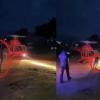 太驚悚!富商迎直升機降落 下秒遭螺旋槳削頭慘死