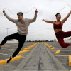 跳繩雖被低估忽略 西雅圖女子盼推動為正式運動