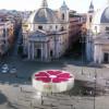 超美!義大利建築師操刀設計疫苗站 朵朵花開象徵再生