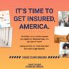 Get Covered America Day 美國保障日!全美人民戴好口罩、參加保險,保護美國!(12/10)