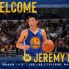 林書豪正式宣佈加盟 G聯盟 Warriors 隊  相關商品同步上架