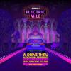 燈光 音樂 自駕… Santa Anita 公園 Drive-Thru 音樂活動 Electric Mile 來了~(至1月底)