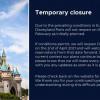 疫情嚴重性仍未緩解 巴黎迪士尼樂園延至4月重啟