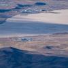 外星人來襲?民間機師飛近51區 拍下機庫內神秘「不明三角物體」