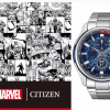 CITIZEN 與 Marvel 打造鐘表界的「Avengers」 Iron Man、Captain America 款式全報到