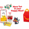 McDonald's Pokémon Happy Meals 大受欢迎 Ebay 集卡标价高达千元!