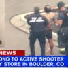 詳情更新:Colorado 州 Boulder 市超市發生槍擊案,包括一名警察在內共10人死亡
