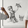 醫護人員變超級英雄 Banksy「Game Changer」拍出超2300萬美金