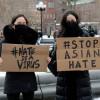仇恨亞裔激增 紐約千人反歧視
