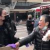 詳情更新!舊金山華裔阿婆當街遇襲 反將襲擊者揍進醫院