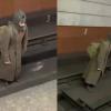 影/莫斯科地铁惊现「苏联时期军人」掏1930年代士兵证
