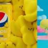 复活节喝点什么好?PEPSI x PEEPS 携手推出限量版棉花糖可乐 蠢萌又可爱