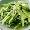 春天吃低热量油菜 防癌、护眼、抗氧化