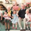 罕見曝光!英王室公布菲立普親王與7曾孫溫馨同框照