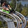 加州首個 Mountain Coaster!去大熊湖不能錯過的刺激項目